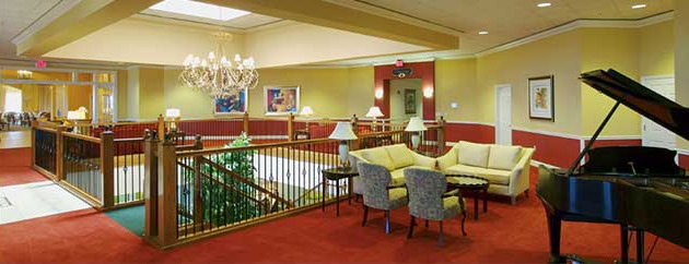 With Three Restaurants Lounge Fitness Center Heated Outdoor Pool And Jacuzzi Enjoy Gourmet Dining Friends In The Magnolia Formal Room