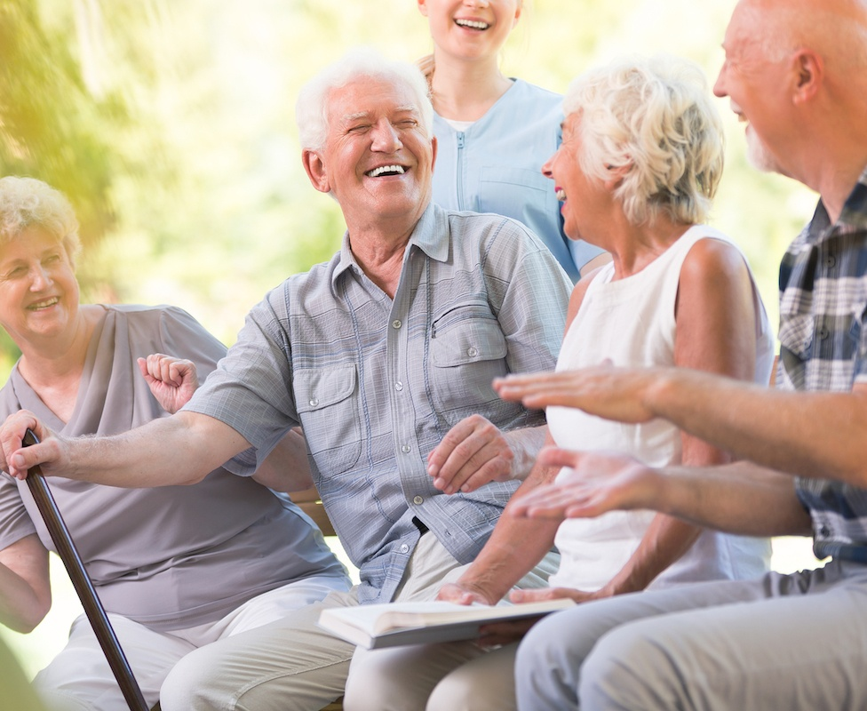 Staying at Home versus Moving to a Senior Community