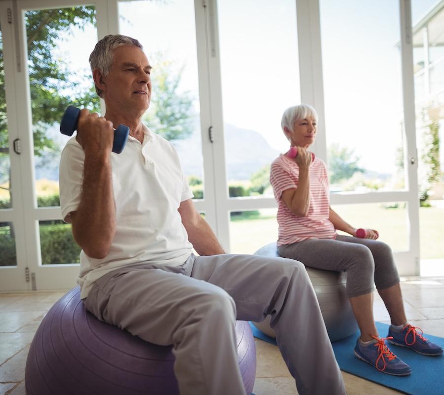 Exercise Routines for Seniors Help Improve Mobility and Maintain Independence